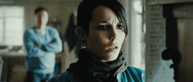 Hacker movies we know and love for The girl with the dragon tattoo soundtrack