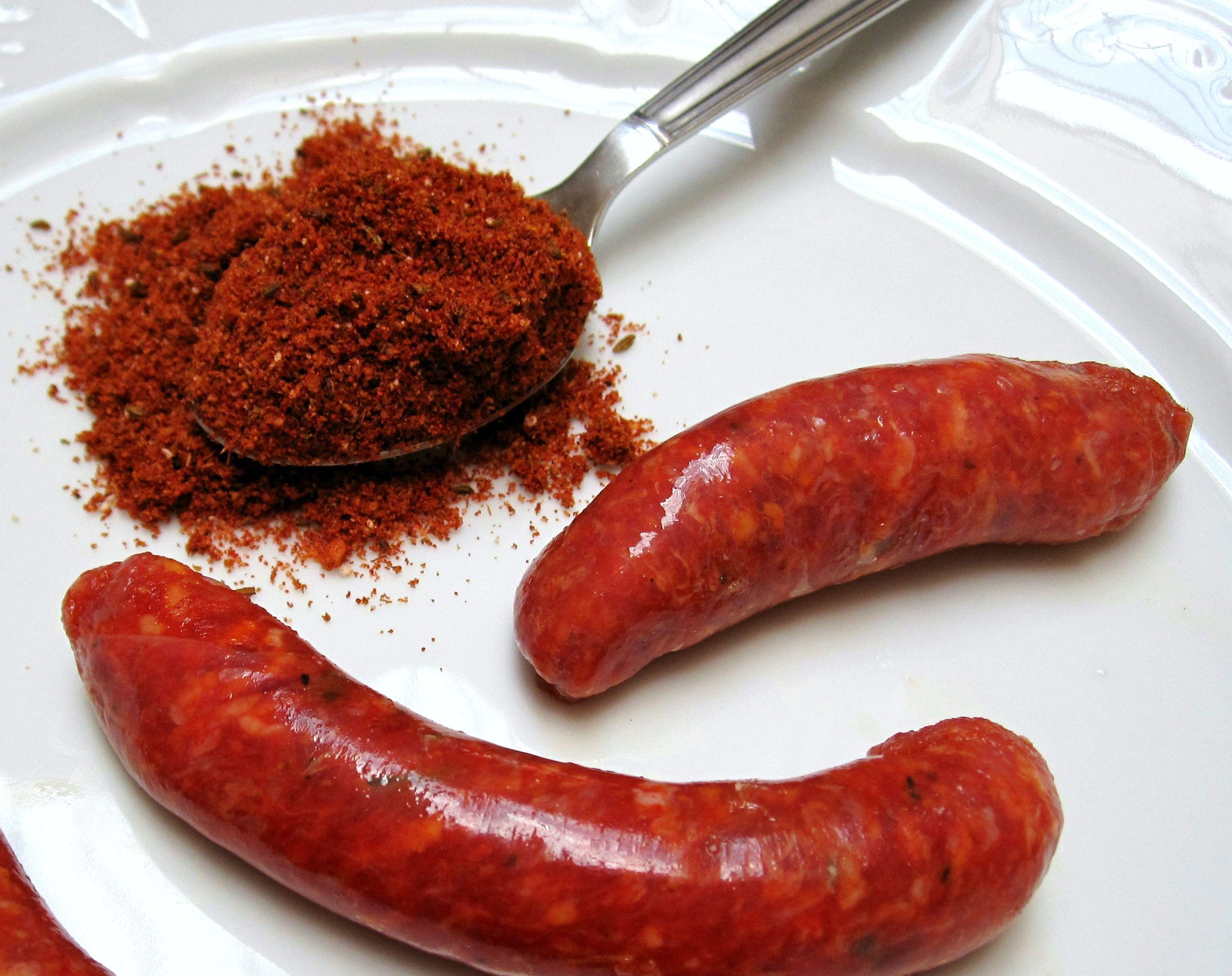 Moroccan Merguez Spice Mix Recipe