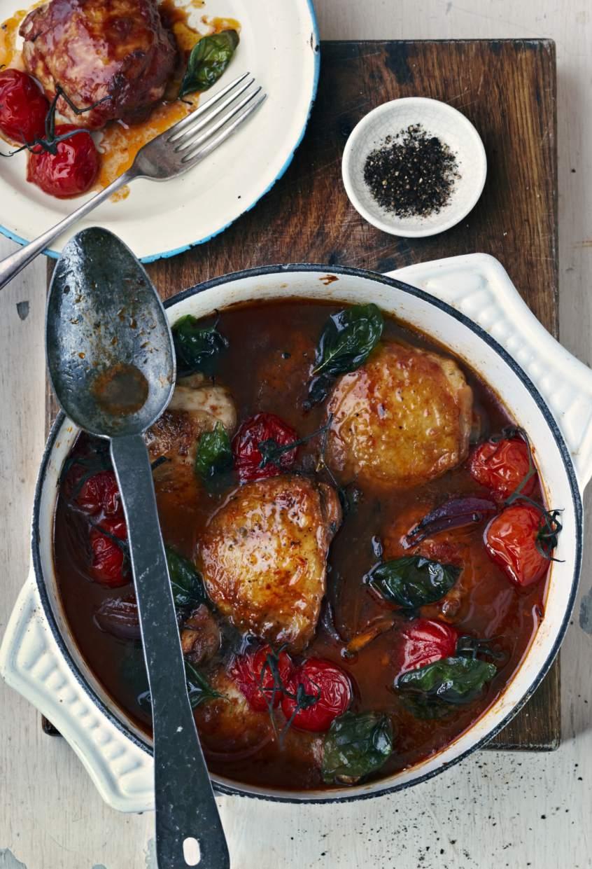 Catalan Chicken