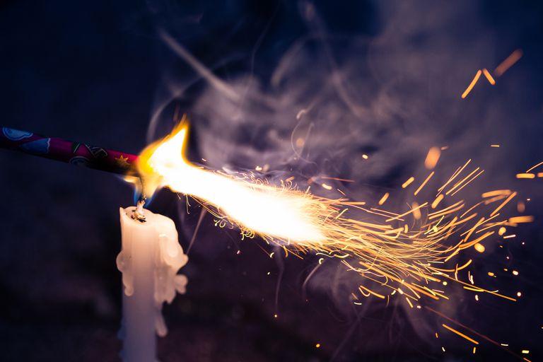 firecracker - metaphor
