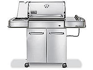 Weber Genesis S-320 Gas Grill Review