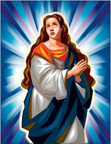 Virgin Mary Saint Mary