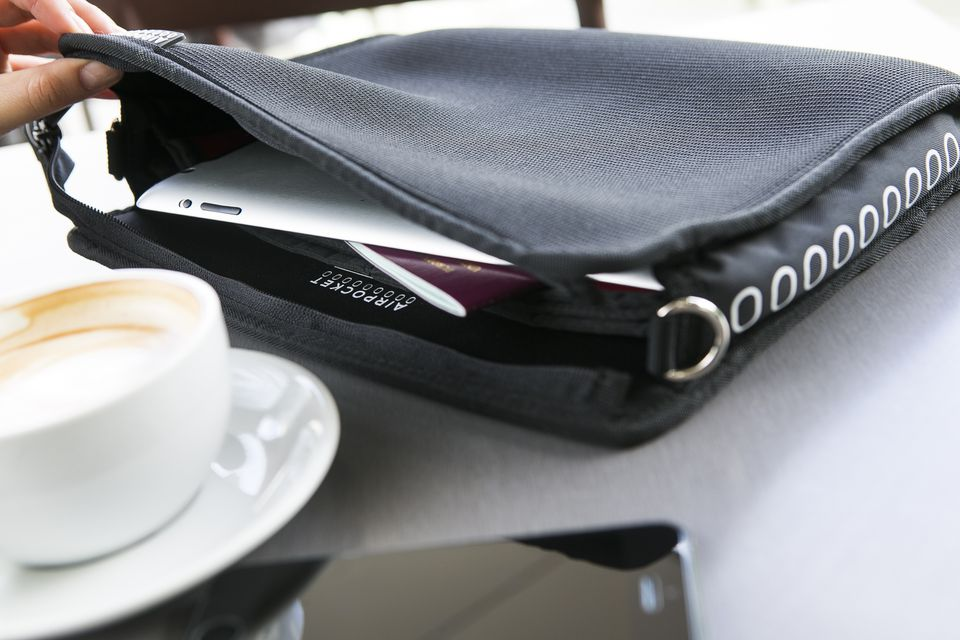 Airpocket Travel Organizer