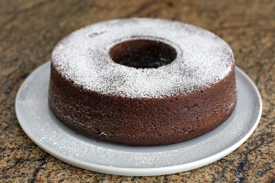 Chocolate Pound Cake Mix Sour Cream