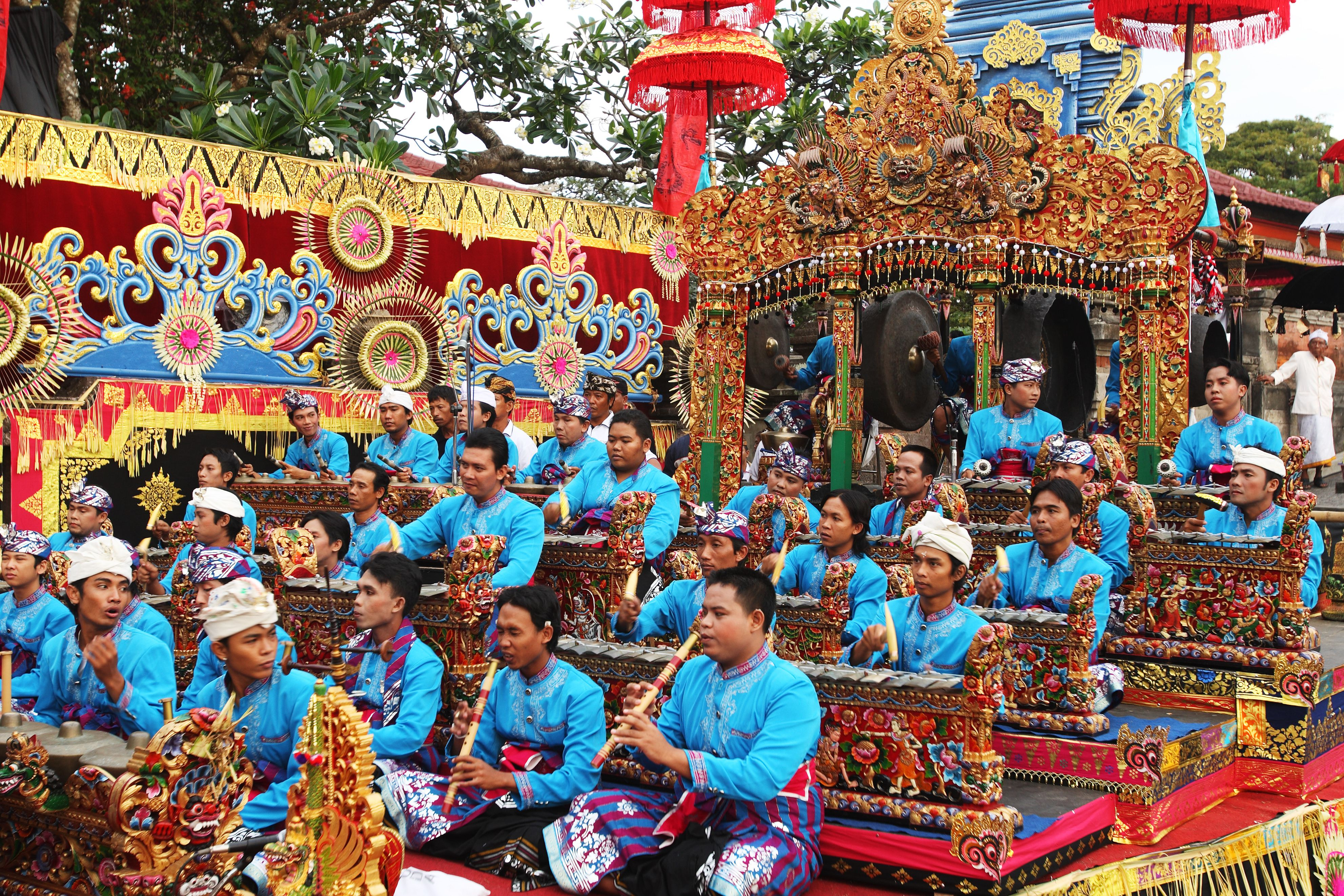 History of Gamelan Indonesian Music and Dance