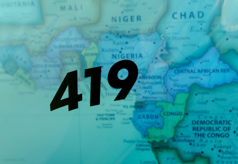 Estafa nigeriana o 419