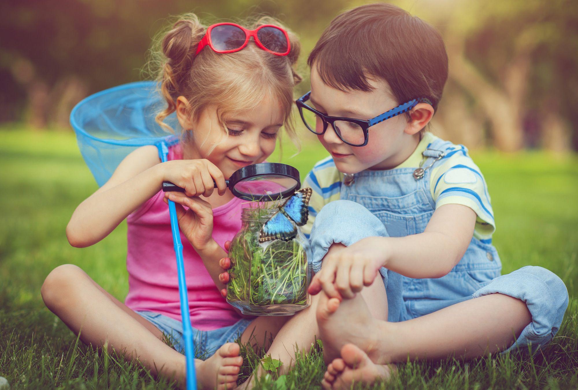 fun nature activities your children will love