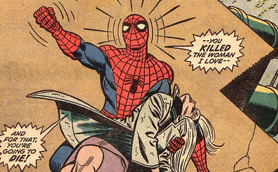Famous Spider-Man Movie Quotes to Get You Unstuck