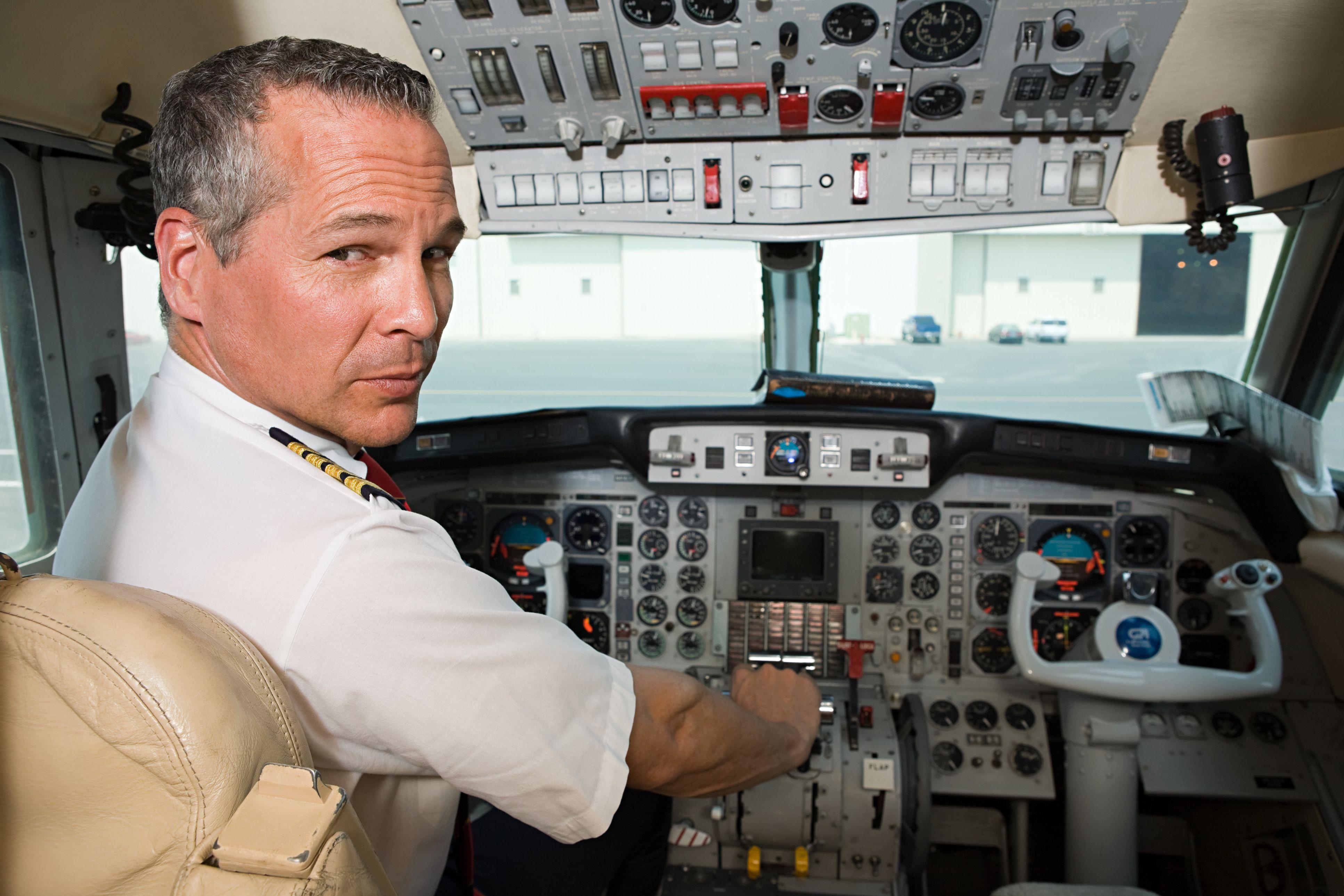 Pilot Career Information 526120