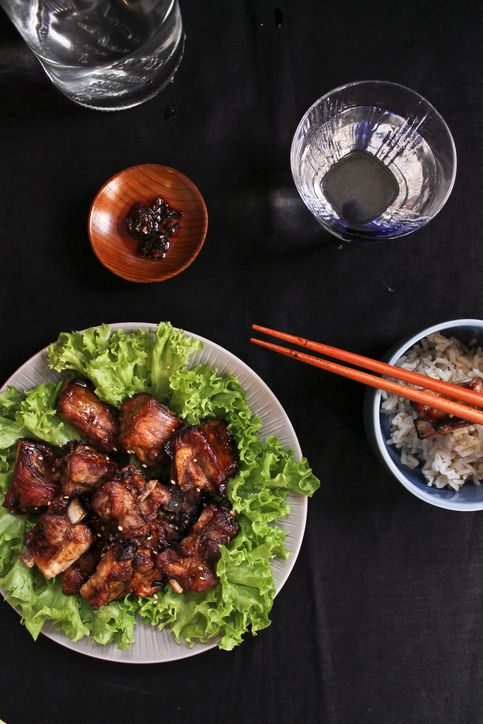 Chinese salt and pepper ribs recipes