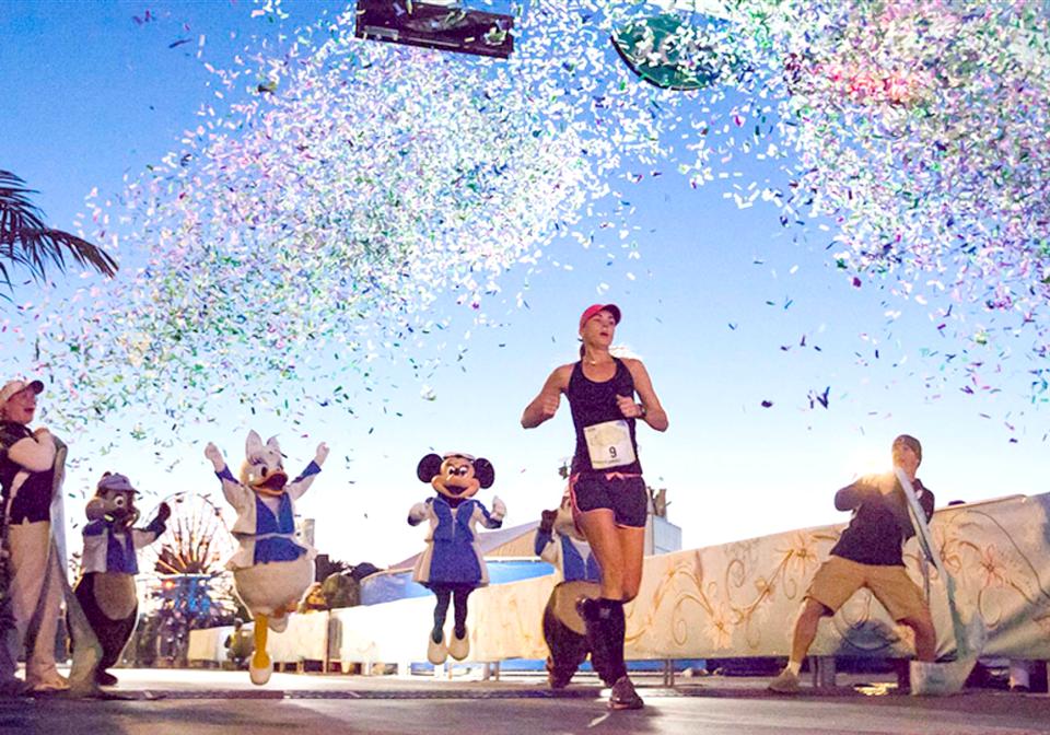 RunDisney Events at Disney Parks