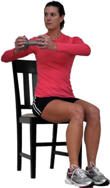 Seated Total Body for Overweight and Obese Exercisers picture