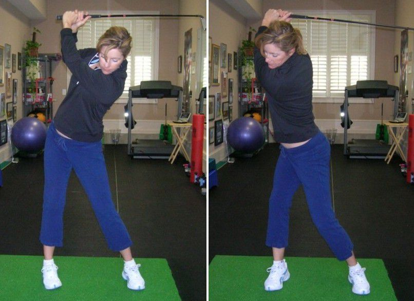 Workouts And Exercises To Improve Golf Swing