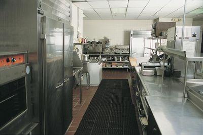 Restaurant Kitchen Organization restaurant kitchen planning and equipping basics