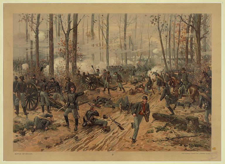 bloodiest fights throughout civil war
