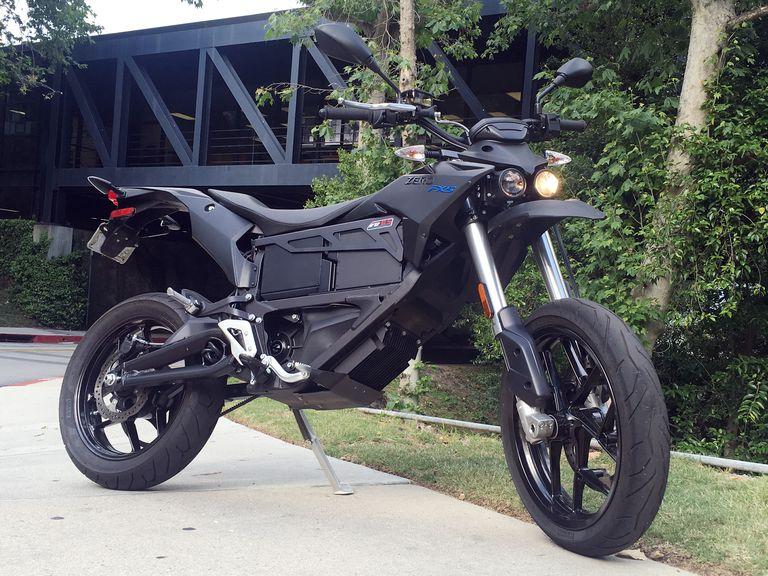 2016 Zero Motorcycles FXS