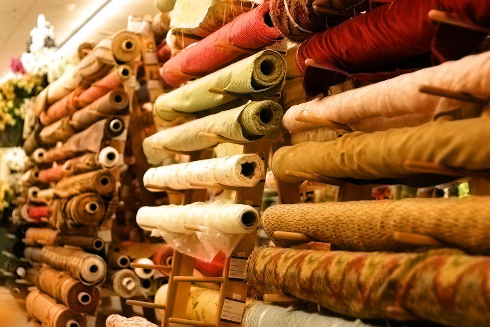 fabric aisle