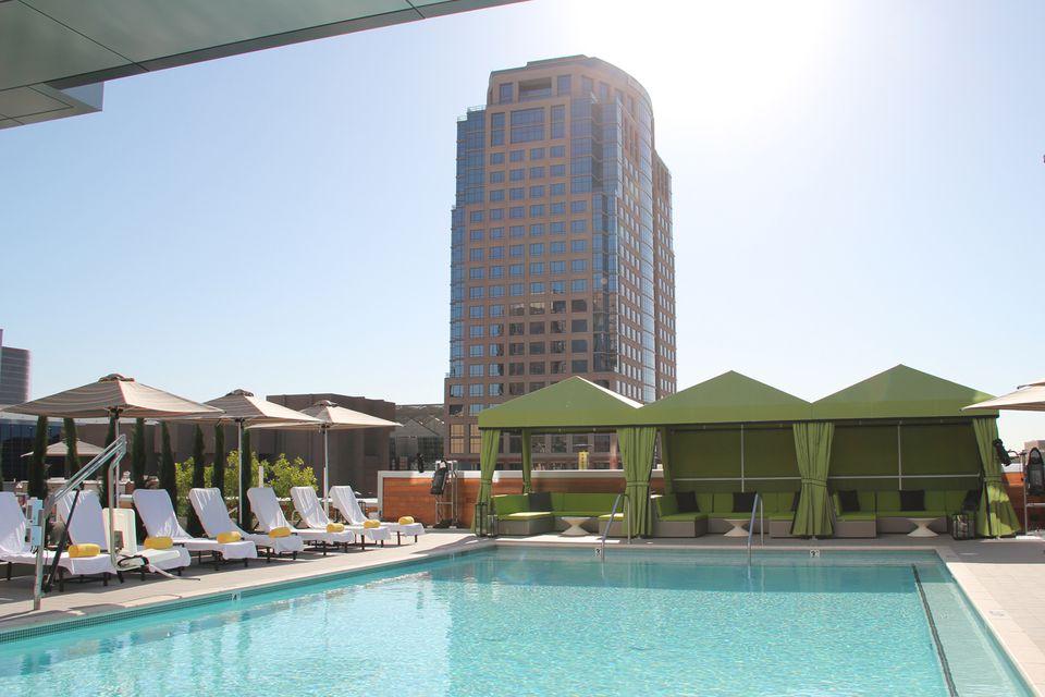 Hotel Palomar in Downtown Phoenix