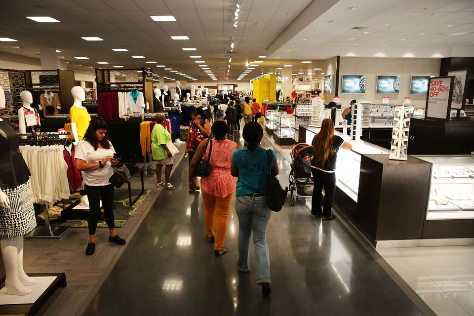 JC Penney Opens New Store In Brooklyn