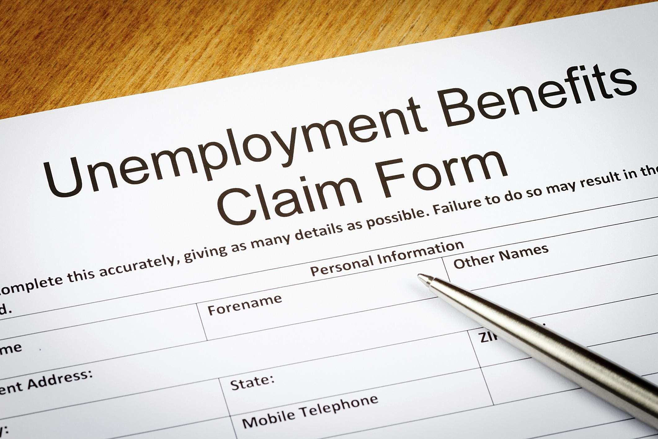 Information Required to File an Unemployment Claim