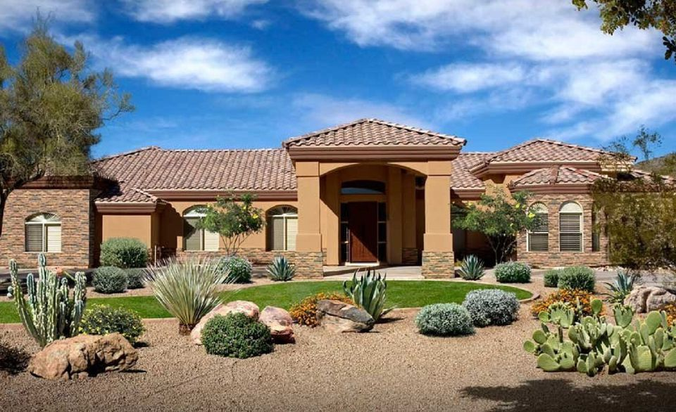 Colors for home exterior pictures.