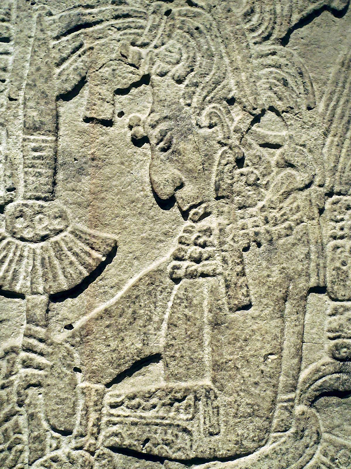 find out what happened to the ancient a empire a relief from yaxchilan