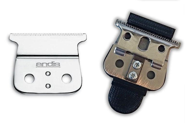 The Rich Barber Company Modified Blade and Blade Setter