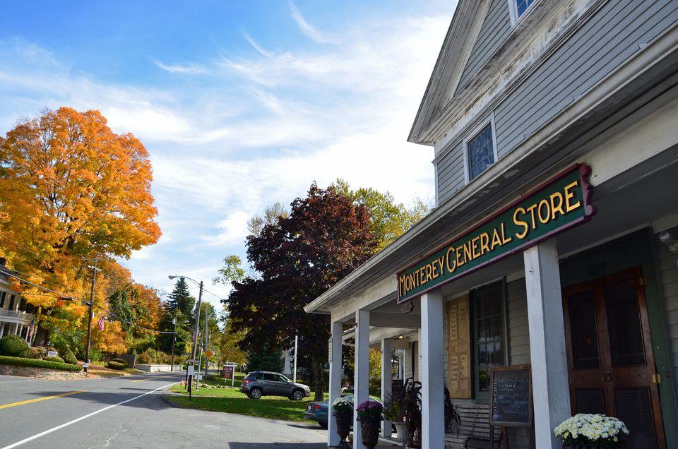 New England Fall Trip