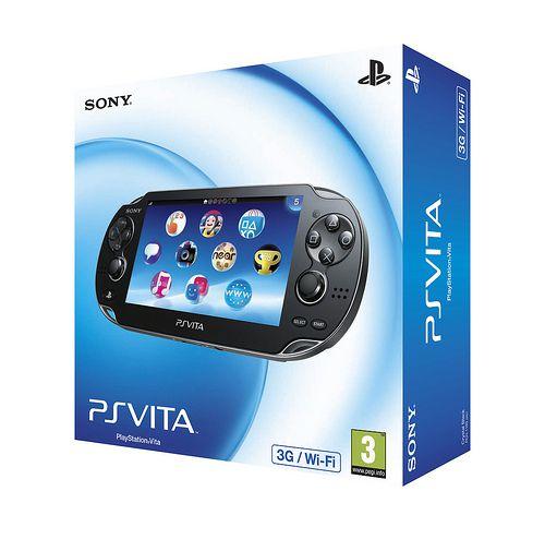 PS Vita Box - Europe