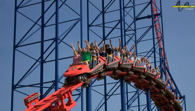 Photo of Superman Ride of Steel