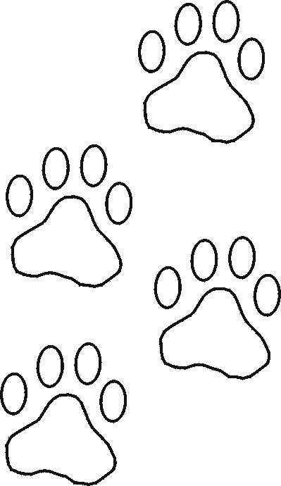 Free Dog Stencils To Print And Cut Out