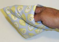 Simple Potholder that Works Like an Oven Mitt