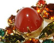Bullet or High Domed Cabochon Stone Example