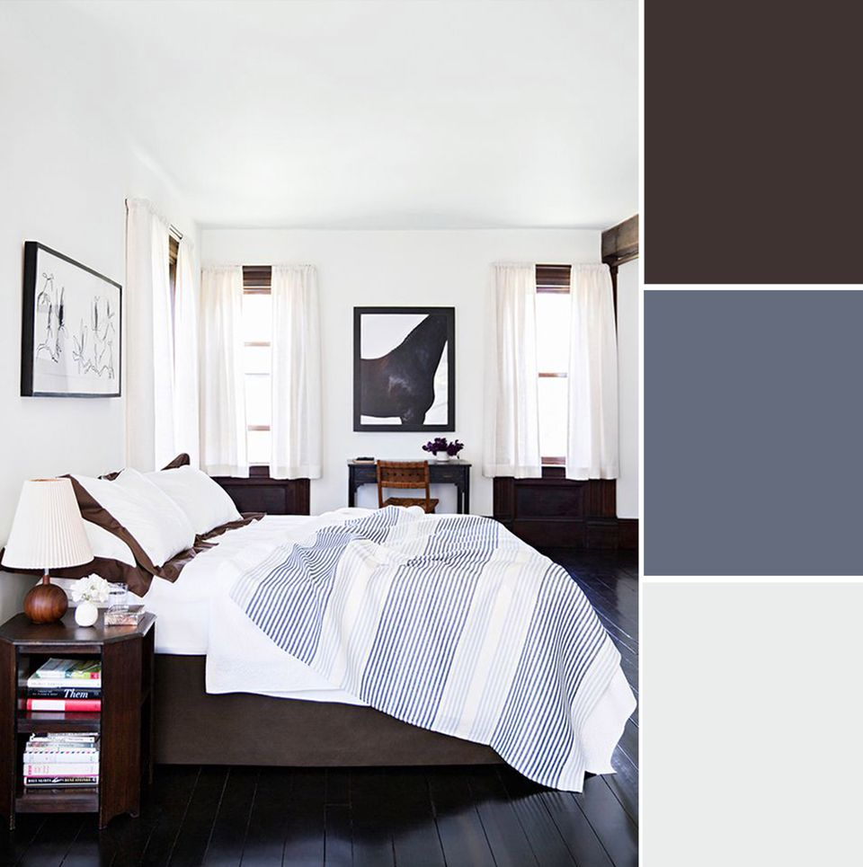 Soothing Wall Colors soothing bedroom color palettes