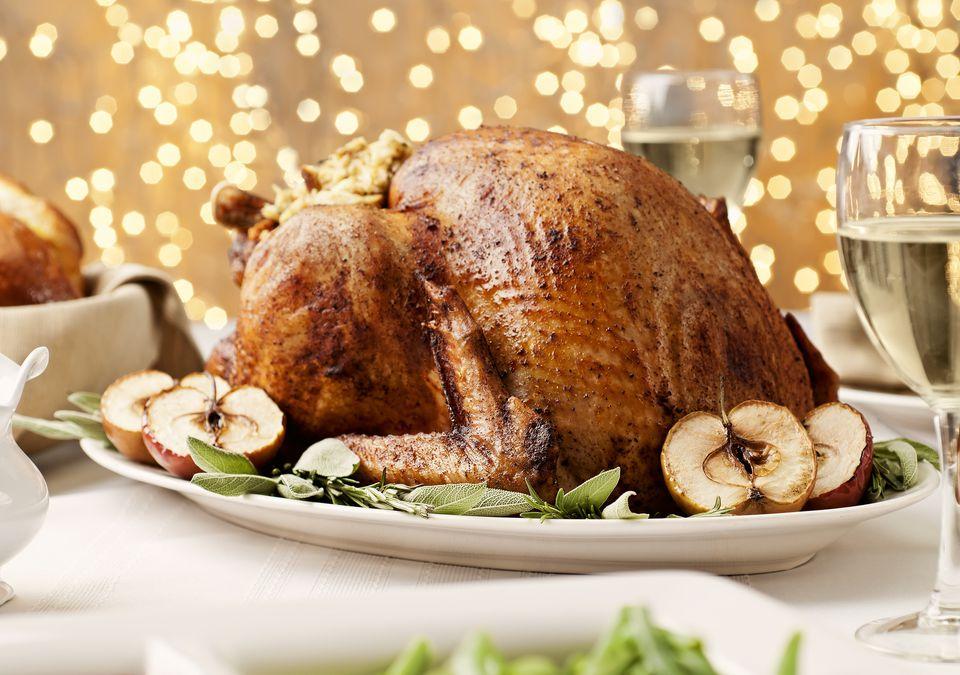 Oven-Roasted Thanksgiving Turkey