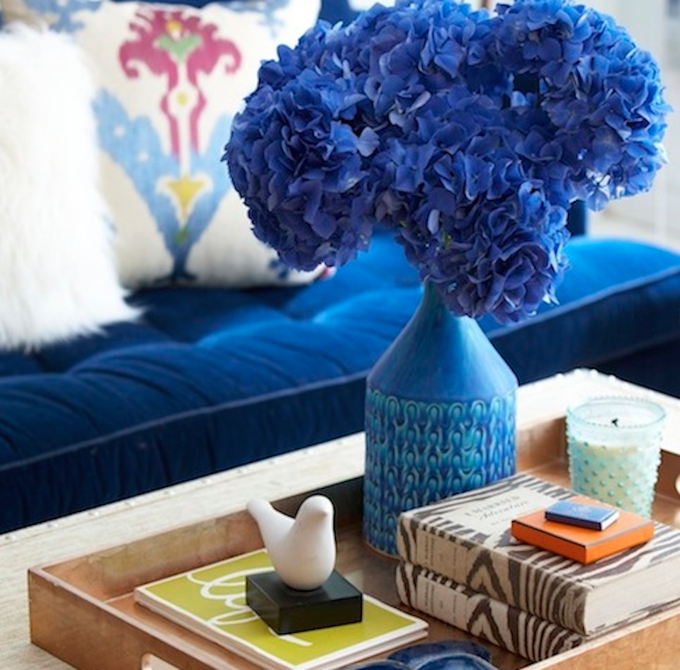 Feng Shui Color Blue