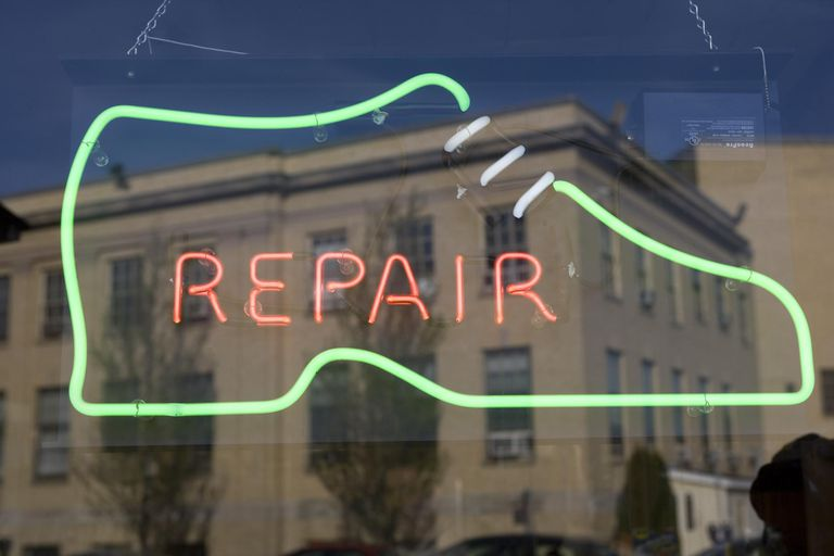 How to care for shoes and get them repaired if need be shoe repair window solutioingenieria Choice Image