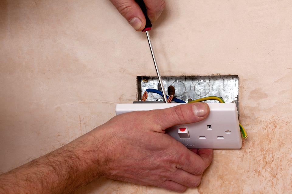 Installing Cooker Socket