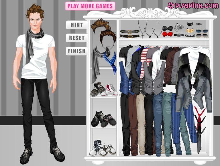 Free Twilight Dress Up Games-8257