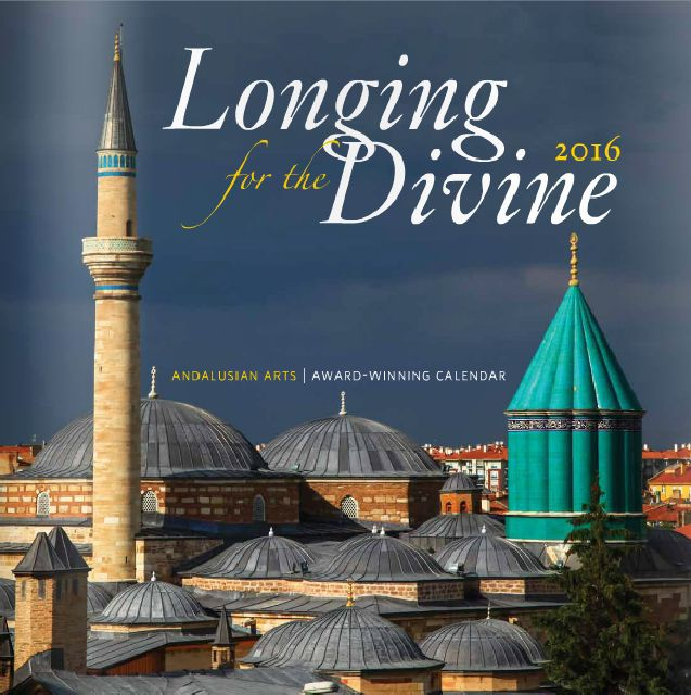 Longing for the Divine 2016 Calendar