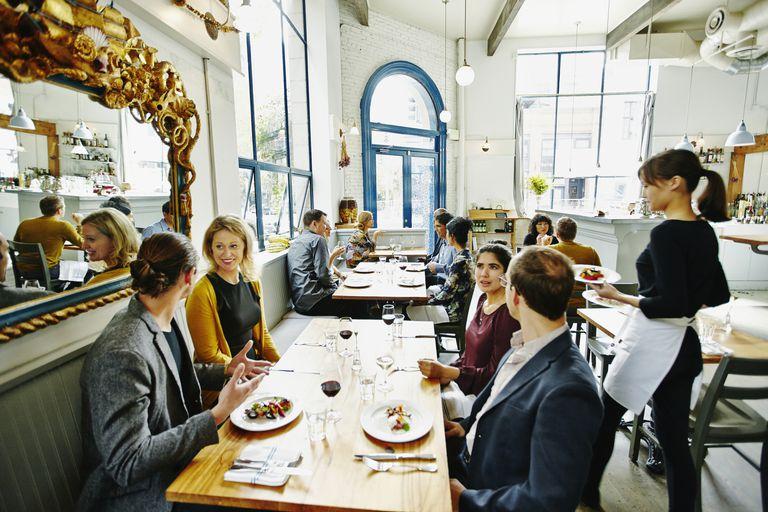 Un restaurante creado con visa E-2