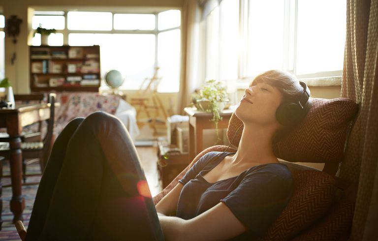 Progressive muscle relaxation can help reduce social anxiety.