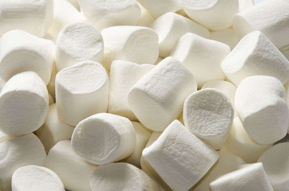 Traditional marshmallows