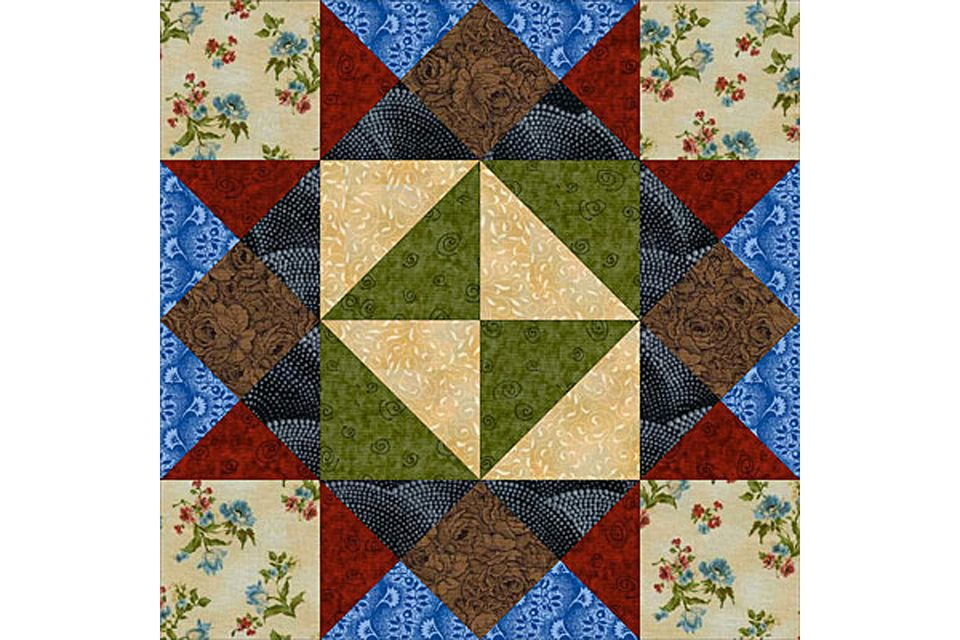 Free 12 Inch Quilt Block Patterns