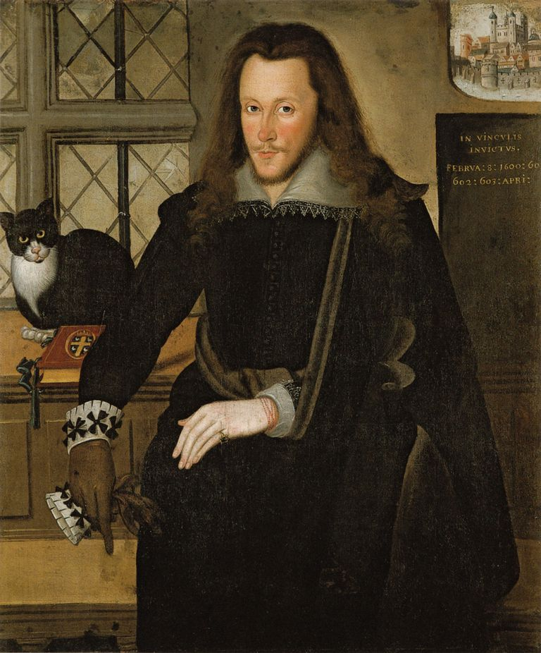 Portrait of Henry Wriothesley, 3rd Earl of Southampto