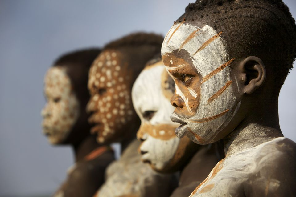 When is the Best Time to Visit Ethopia Suri Tribe