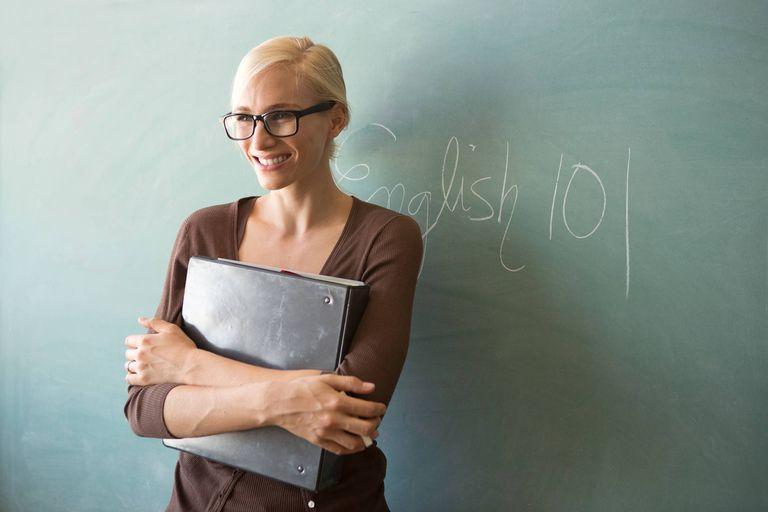 First Year Teacher