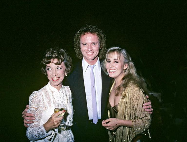 Gloria Monty, Tony Geary, and Genie Francis