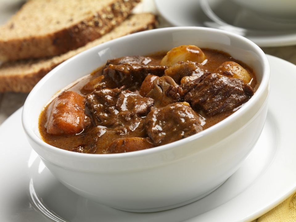Beef Goulash With Caraway Seed