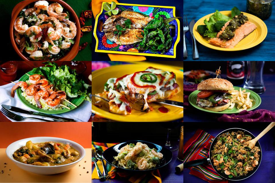 15 Spicy Vegetarian and Seafood Recipes for Lent